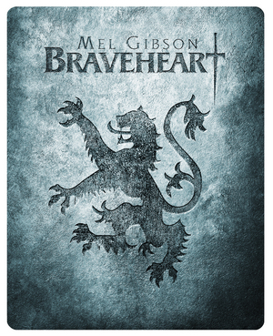 Braveheart (1995) (Blu-ray) (Limited Edition Steelbook) (Retail Only)
