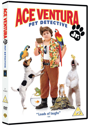 Ace Ventura: Pet Detective Jr. (2009) (Retail / Rental)