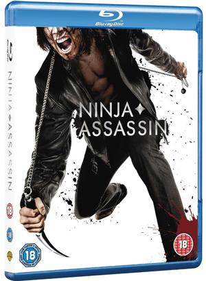 Ninja Assassin (2009) (Blu-ray) (Retail Only)