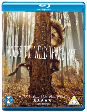 Where the Wild Things Are (2009) (Blu-ray) (Retail Only)