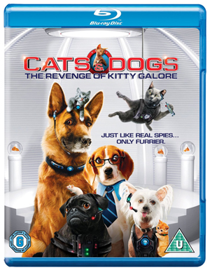 Cats and Dogs: The Revenge of Kitty Galore (2010) (Blu-ray) (Retail Only)