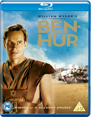 Ben Hur (1959) (Blu-ray) (Collector's Edition) (Retail / Rental)