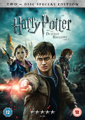 Harry Potter and the Deathly Hallows: Part 2 (2011) (Retail Only)