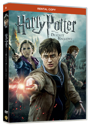 Harry Potter and the Deathly Hallows: Part 2 (2011) (Rental)