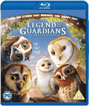 Legend of the Guardians - The Owls of Ga'Hoole (2010) (Blu-ray) (Retail Only)