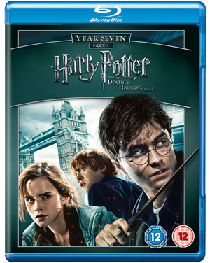 Harry Potter and the Deathly Hallows: Part 1 (2010) (Blu-ray) (Retail Only)