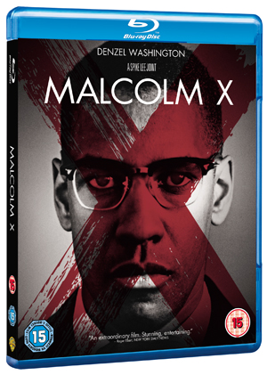 Malcolm X (1992) (Blu-ray) (Retail / Rental)