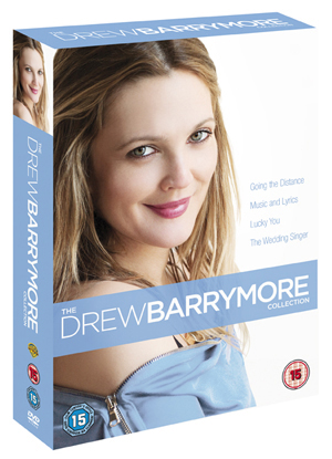 Drew Barrymore Collection (2010) (Retail / Rental)