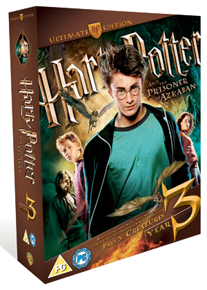 Harry Potter and the Prisoner of Azkaban (2004) (Blu-ray) (with DVD (Collector's Edition) - Double Play) (Retail Only)