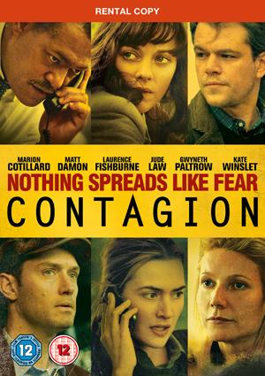 Contagion (2011) (Rental)