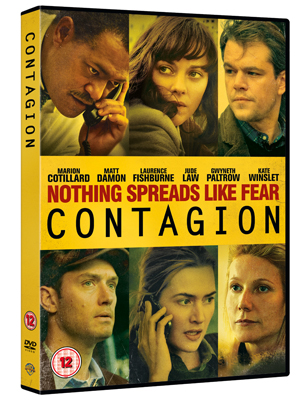Contagion (2011) (Retail Only)
