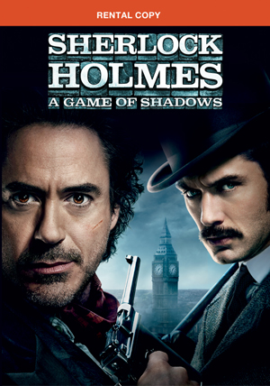 Sherlock Holmes: A Game of Shadows (2011) (Rental)