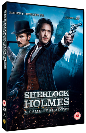 Sherlock Holmes: A Game of Shadows (2011) (Retail Only)