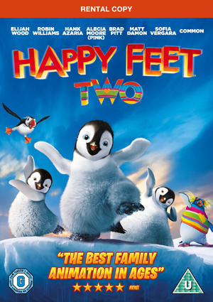 Happy Feet 2 (2011) (Rental)