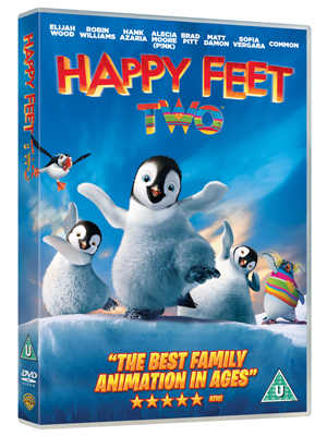 Happy Feet 2 (2011) (Retail Only)