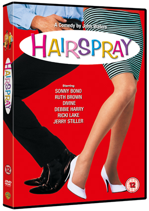 Hairspray (1988) (Retail / Rental)