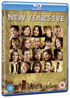 New Year's Eve (2011) (Blu-ray) (Rental)