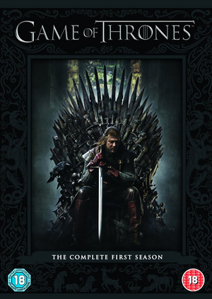 Game of Thrones: The Complete First Season (2011) (Retail / Rental)