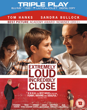 Extremely Loud and Incredibly Close (2011) (Blu-ray) (+ DVD and UltraViolet Digital Copy - Triple Play) (Retail Only)