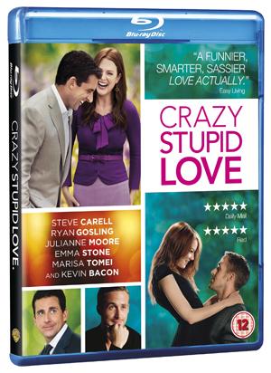 Crazy, Stupid, Love (2011) (Blu-ray) (Rental)