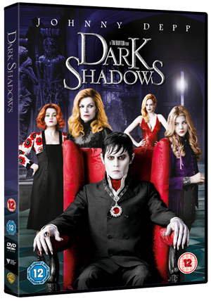 Dark Shadows (2012) (with Digital Copy - Double Play) (Retail Only)
