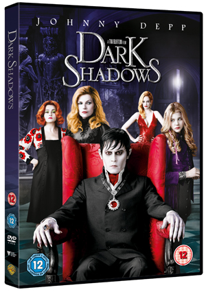 Dark Shadows (2012) (Rental)