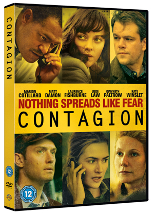 Contagion (2011) (Irish Version) (Retail Only)
