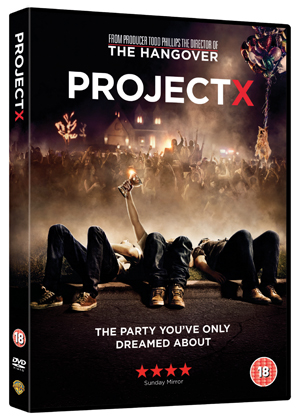 Project X (2012) (Retail Only)