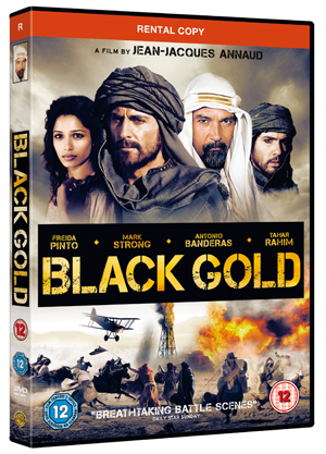 Black Gold (2011) (Rental)