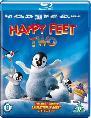 Happy Feet 2 (2011) (Blu-ray) (Retail Only)