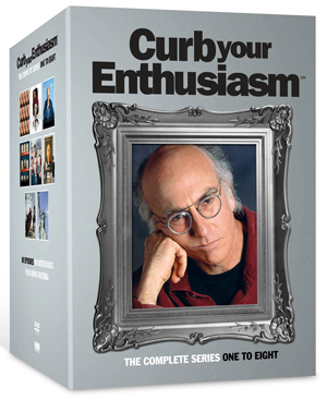 Curb Your Enthusiasm: Series 1-8 (2011) (Box Set) (Retail / Rental)