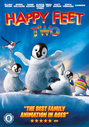 Happy Feet 2 (2011) (Irish Version) (Retail Only)