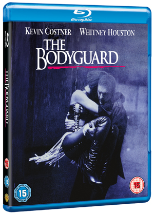 The Bodyguard (1992) (Blu-ray) (Retail / Rental)