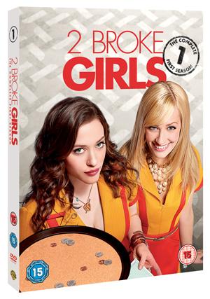 2 Broke Girls: Season 1 (2012) (with UltraViolet Copy) (Retail / Rental)