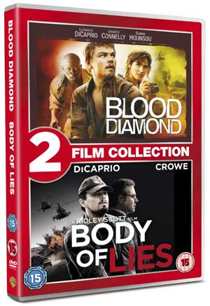 Blood Diamond/Body of Lies (2008) (Retail / Rental)