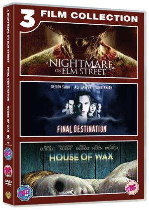 A Nightmare On Elm Street/Final Destination/House of Wax (2010) (Retail / Rental)