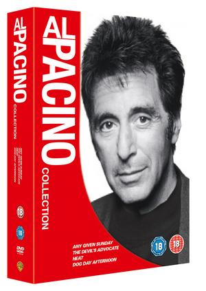 Al Pacino Collection (1999) (Box Set) (Retail / Rental)