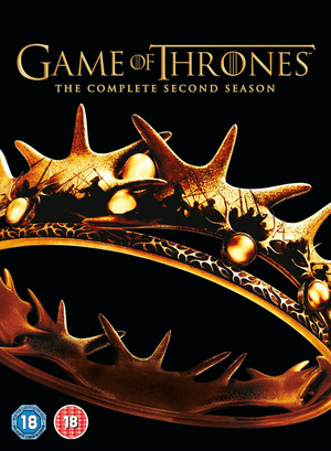 Game of Thrones: The Complete Second Season (2012) (Retail / Rental)