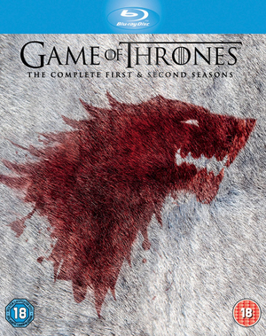 Game of Thrones: Seasons 1-2 (2012) (Blu-ray) (Box Set) (Retail / Rental)