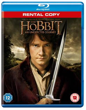 The Hobbit: An Unexpected Journey (2012) (Blu-ray) (Rental)