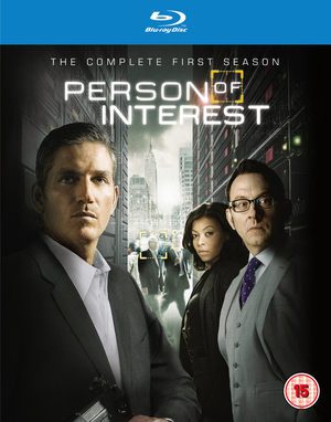 Person of Interest: The Complete First Season (2012) (Blu-ray) (with UltraViolet Copy) (Retail / Rental)