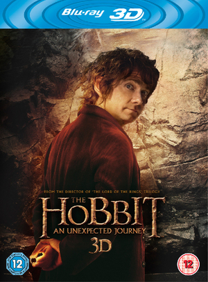 The Hobbit: An Unexpected Journey (2012) (Blu-ray) (3D Edition + UltraViolet Copy) (Retail Only)