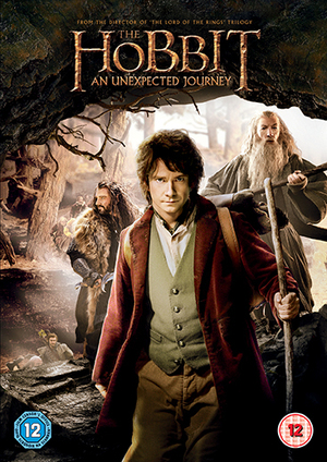 The Hobbit: An Unexpected Journey (2012) (with UltraViolet Copy) (Retail Only)