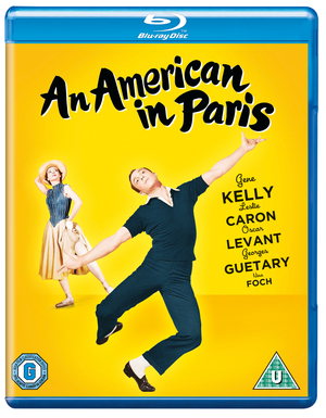 An American in Paris (1951) (Blu-ray) (Retail / Rental)