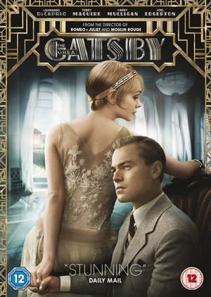 The Great Gatsby (2013) (with UltraViolet Copy) (Retail Only)