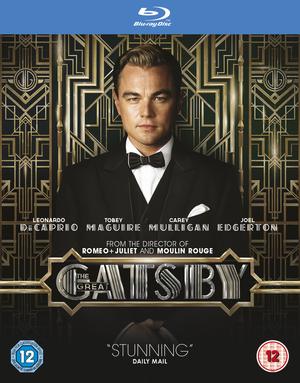 The Great Gatsby (2013) (Blu-ray) (Rental)