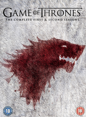 Game of Thrones: Seasons 1-2 (2012) (Grocery Version) (Retail / Rental)