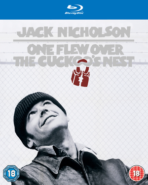 One Flew Over the Cuckoo's Nest (1975) (Blu-ray) (with UltraViolet Copy) (Retail / Rental)