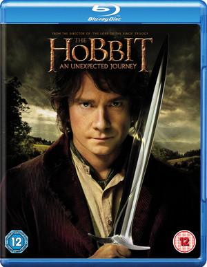 The Hobbit: An Unexpected Journey (2012) (Blu-ray) (with UltraViolet Copy) (Retail Only)