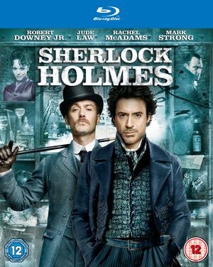 Sherlock Holmes (2009) (Blu-ray) (with UltraViolet Copy) (Retail / Rental)